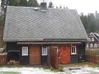 Krásná Lípa - Kyjov - chata k pronajmutí - 12