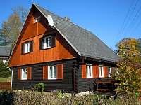 Krásná Lípa - Kyjov - chata k pronajmutí - 1