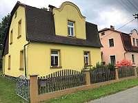 Mikulášovice ubytování 12 lidí  pronájem