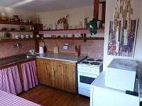 kuchyň - Růžová