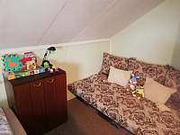 Pokoj 1 - chata k pronájmu Nové Křečany