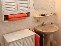 Koupelna přízemí - Krásná Lípa - Dlouhý Důl