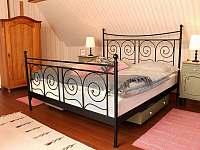 Ložnice 1. - 25 m2 - Krásná Lípa - Dlouhý Důl