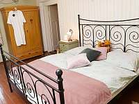Ložnice 2 - 30 m2 - pronájem chalupy Krásná Lípa - Dlouhý Důl