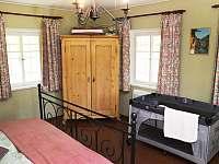 Ložnice 2 - 30 m2 - Krásná Lípa - Dlouhý Důl