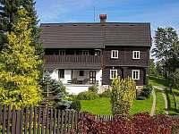 ubytování v Lipnici - chalupa k pronajmutí