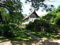ubytování Kyjov u Krásné Lípy Chalupa k pronajmutí