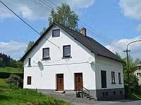 ubytování Labské pískovce na chalupě k pronájmu - Mikulášovice