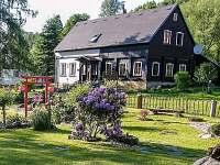 Chalupa ubytování v Prysku