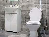 Dvoulůžkový apartmán s přistýlkou koupelna - Krásná Lípa
