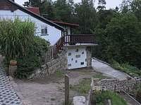 Spodní terasa - Mezná