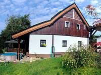 Levné ubytování Aquapark Děčín Chalupa k pronájmu - Mezná