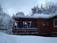 ubytování Ski areál Jedlová na chatě k pronajmutí - Vlčí Hora