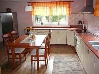 Kuchyň - chalupa k pronájmu Krásná Lípa - Krásný Buk