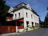 ubytování Ski areál Jedlová Penzion na horách - Horní Chřibská 14