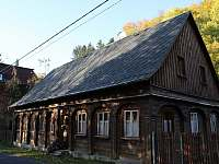 Levné ubytování  Kyjovská přehrada Penzion na horách - Horní Chřibská 14