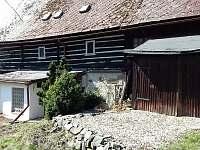 Dolní Habartice ubytování 4 osoby  pronajmutí
