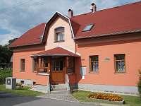 ubytování Mikulášovice Apartmán na horách