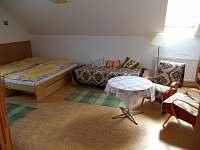 pokoj ap.2 - apartmán ubytování Mikulášovice