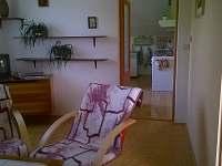 pokoj/ložnice v apartm.1 (4 osoby + možnost přistýlky)