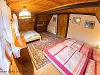 Ložnice podkroví 2 - Krásná Lípa