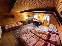 Ložnice podkroví 3 - Krásná Lípa