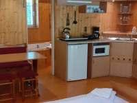 Studio 2A dvojlužkové - pronájem apartmánu Chřibská - Krásné Pole
