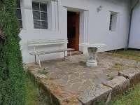 Studio 2A dvojlužkové venkovní posezení - Chřibská - Krásné Pole
