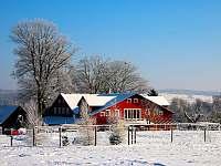 JV Ranch - apartmán ubytování Rybniště