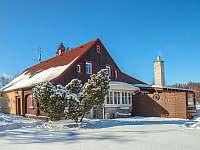 Chata ubytování v obci Svitava