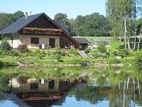 Levné ubytování  Kyjovská přehrada Chalupa k pronajmutí - Nové Křečany