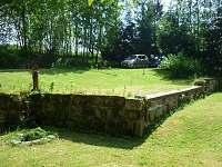 prostorná zahrada