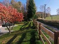 Zahrada podzim