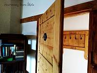 Apartmán v patře - pronájem Krásná Lípa