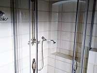Apartmán v patře - koupelna - Krásná Lípa