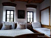 Apartmán v patře ložnice - Krásná Lípa
