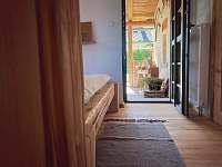Apartmán v přízemí - vstup na terasu - Krásná Lípa