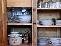 Apartmán v přízemí - vybavení kuchyně - Krásná Lípa