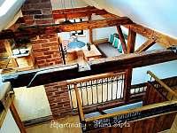 Podkrovní apartmán - k pronájmu Krásná Lípa