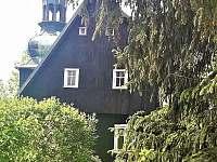 Ubytování Horní Podluží - chalupa k pronájmu