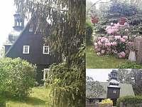 Levné ubytování  Kytlice - Lesní rybník Chalupa k pronájmu - Horní Podluží