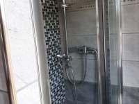 koupelna - chata k pronájmu Janov u Hřenska