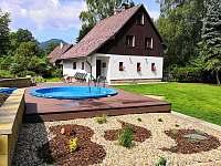 Levné ubytování Aquapark Děčín Chalupa k pronájmu - Jetřichovice - Všemily