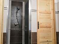 druhý sprchový kout - Jetřichovice - Všemily