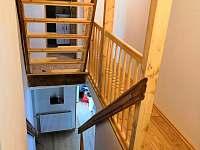 Mlynářské schody do 2.patra - Jetřichovice - Všemily