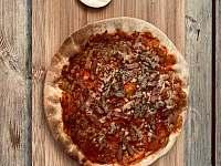 Pizza z pece - Jetřichovice - Všemily