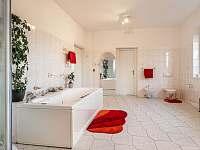 Koupelna 1 - chalupa k pronájmu Varnsdorf