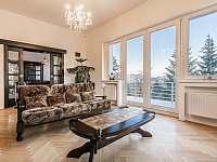 Obývací pokoj s TV - Varnsdorf