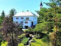 Villa Michael s velkou zahradou - chalupa ubytování Varnsdorf