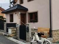 Ubytování u Pařeza Ludvíkovice - chalupa k pronájmu